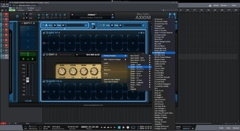Blue Cat Audio Axiom : Photo 4 Presets