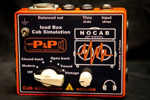 Plug & Play Amplification NOCAB : Plug & Play Amplification NOCAB (54096)