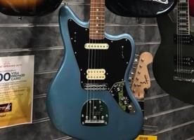 LEAK Fender Player Jaguar PF Tidepool