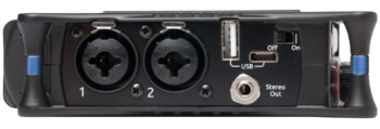 Sound Devices MixPre-6M : MixPre 6M LeftPanel