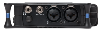 Sound Devices MixPre-6M : MixPre 6M RightPanel