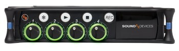Sound Devices MixPre-6M : MixPre 6M Front Splash
