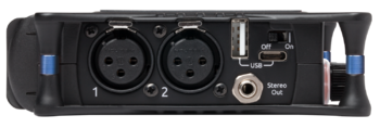 Sound Devices MixPre-3M : MixPre 3MLeftPanel web
