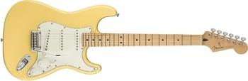 Fender Player Stratocaster : Player Stratocaster, Maple Fingerboard, Buttercream