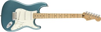 Fender Player Stratocaster : Player Stratocaster, Maple Fingerboard, Tidepool