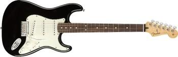 Fender Player Stratocaster : Player Stratocaster, Pau Ferro Fingerboard, Black