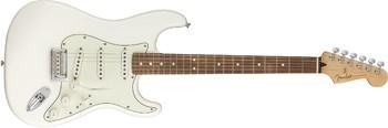 Fender Player Stratocaster : Player Stratocaster, Pau Ferro Fingerboard, Polar White