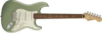 Fender Player Stratocaster : Player Stratocaster, Pau Ferro Fingerboard, Sage Green Metallic