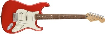 Fender Player Stratocaster HSS : Player Stratocaster HSS, Pau Ferro Fingerboard, Sonic Red
