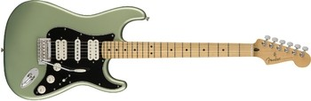 Fender Player Stratocaster HSH : Player Stratocaster HSH, Maple Fingerboard, Sage Green Metallic