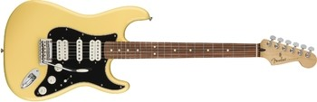Fender Player Stratocaster HSH : Player Stratocaster HSH, Pau Ferro Fingerboard, Buttercream