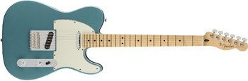Fender Player Telecaster : Player Telecaster, Maple Fingerboard, Tidepool