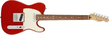 Fender Player Telecaster : Player Telecaster, Pau Ferro Fingerboard, Sonic Red