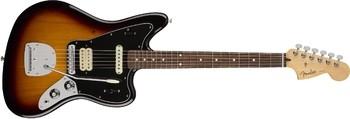Fender Player Jaguar : Player Jaguar, Pau Ferro Fingerboard, 3 Color Sunburst