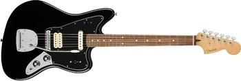 Fender Player Jaguar : Player Jaguar, Pau Ferro Fingerboard, Black
