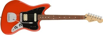 Fender Player Jaguar : Player Jaguar, Pau Ferro Fingerboard, Sonic Red