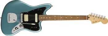 Fender Player Jaguar : Player Jaguar, Pau Ferro Fingerboard, Tidepool