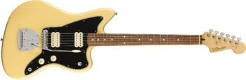 Fender Player Jazzmaster : Player Jazzmaster, Pau Ferro Fingerboard, Buttercream