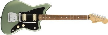 Fender Player Jazzmaster : Player Jazzmaster, Pau Ferro FIngerboard, Sage Green Metallic
