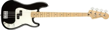 Fender Player Precision Bass : Player Precision Bass, Maple Fingerboard, Black