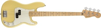 Fender Player Precision Bass : Player Precision Bass, Maple Fingerboard, Buttercream