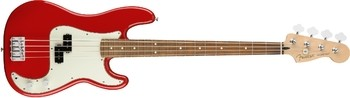 Fender Player Precision Bass : Player Precision Bass, Pau Ferro Fingerboard, Sonice Red