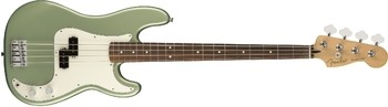 Fender Player Precision Bass : Player Precision Bass, Pau Ferro. Fingerboard, Sage Green