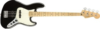Fender Player Jazz Bass : Player Jazz Bass, Maple Fingerboard, Black