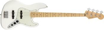 Fender Player Jazz Bass : Player Jazz Bass, Maple Fingerboard, Polar White