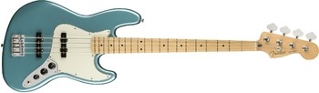 Fender Player Jazz Bass : Player Jazz Bass, Maple Fingerboard, Tidepool