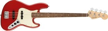 Fender Player Jazz Bass : Player Jazz Bass, Pau Ferro Fingerboard, Sonic Red