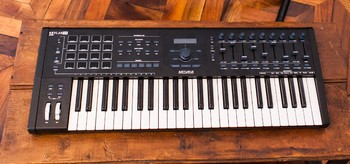 keylab mkII 49 Black Up