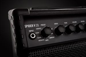 SpiderV20presetknob