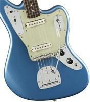 Johnny Marr Jaguar Front Body   Lake Placid Blue