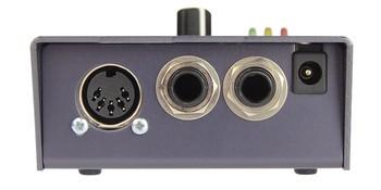 Closeup System module rear