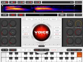 Voice Synth iPad Mac 2