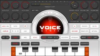 Voice Synth iOS 2