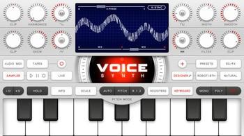 Voice Synth iOS
