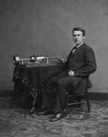 edison phonographe