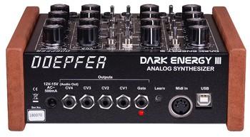Dark Energy III rear oblique top