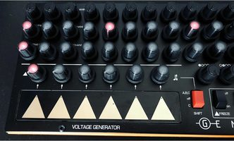 Generator knobs