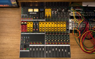 Looptrotter console  Samba studio45 2