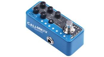 Mooer 017 Cali-MKIV : mooer micro preamp 017 cali mkiv