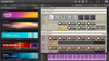 Native Instruments Komplete 12 Ultimate Collector's Edition : KONTAKT Effects