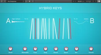 Native Instruments Komplete 12 Ultimate Collector's Edition : KONTAKT Hybrid Keys