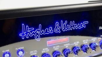 Hughes & Kettner Black Spirit 200 : Hughes & Kettner Black Spirit 200 - 1