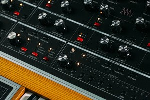 Moog One Sequencer