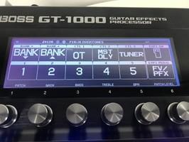 Boss GT-1000 : BOSS GT-1000 - 9