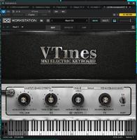 AcousticsampleS VTines mkI : accueil