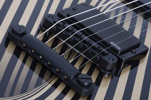 Wylde Audio Barbarian : Barbarian Psyclone Bridge